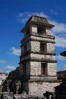 Tower at Palenque