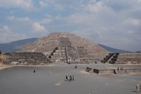 Teotihuacan, Street of the Dead
