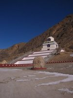 Yanfu, Mongolian Temple