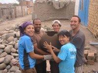 Volunteers Finding a Pot