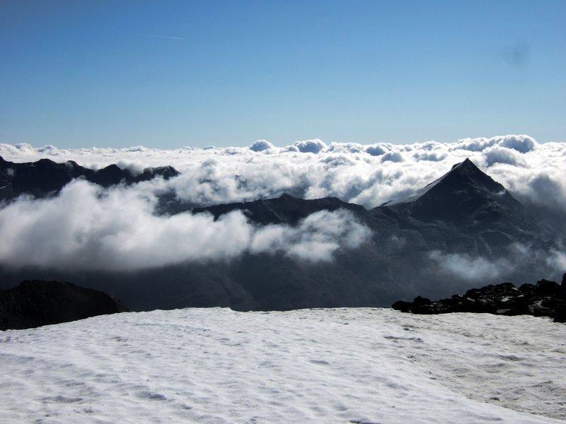 Allalinhorn Cloud Sea