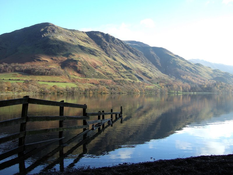Morning at Buttermere