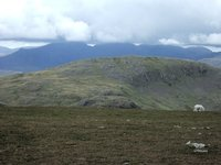 Grey Friar and the Scafells