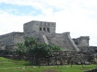The Tulum Castle