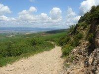 Rocky road to Santiago
