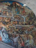 Murals in Mexico City