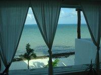 A sea view
