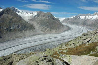Fiesch - Glacier ALesch