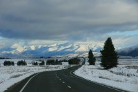 The Road to Te Anau...