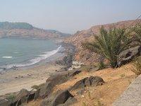Beach near Murud-janjira, india