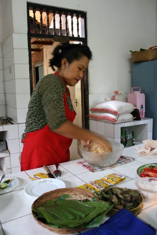 Cooking Class Teacher