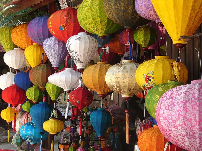 Lanterns at Hoi An