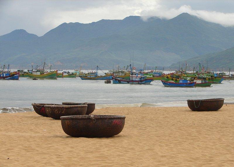 Beach at Quy Nhơn