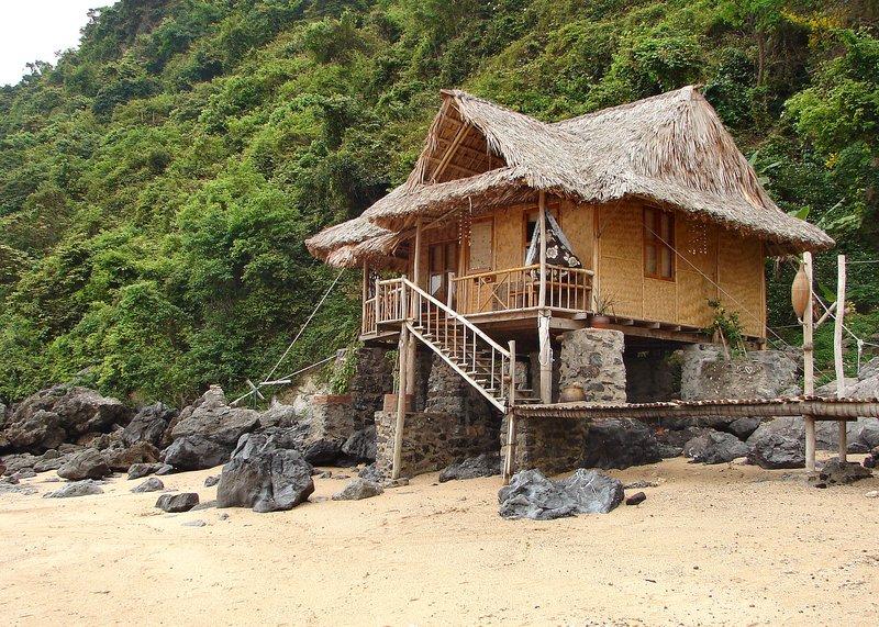 My hut at Cat Ong