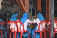 Cafe at Kota Bahru