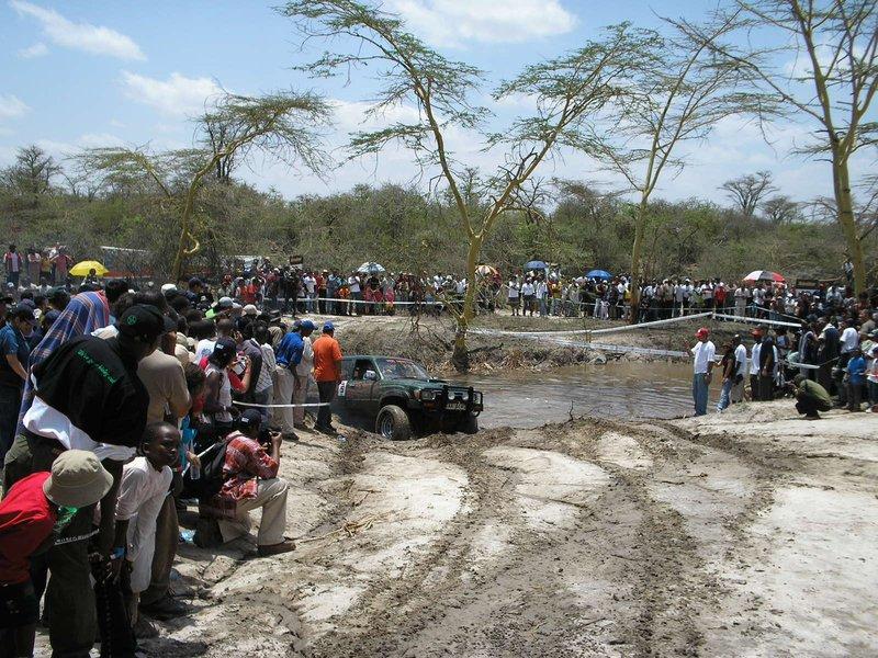 Quattro Cross Event Kenya