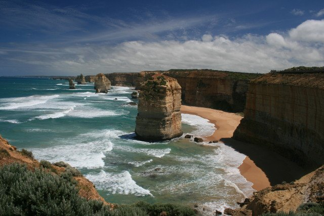 12 Apostles on the Great Ocean Rd