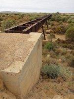 Ghan Railway bridge