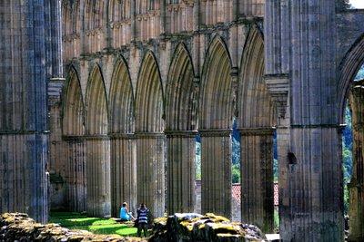Rivleaux Abbey, Yorkshire