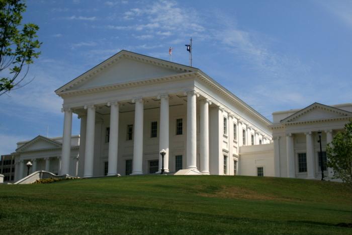 Capitol Building - Richmond, Virginia