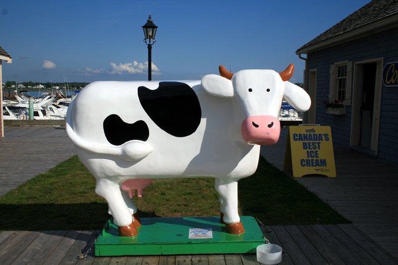 Cows Ice Cream - Prince Edward Island