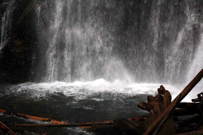 Lake Crescent - Marymere Falls