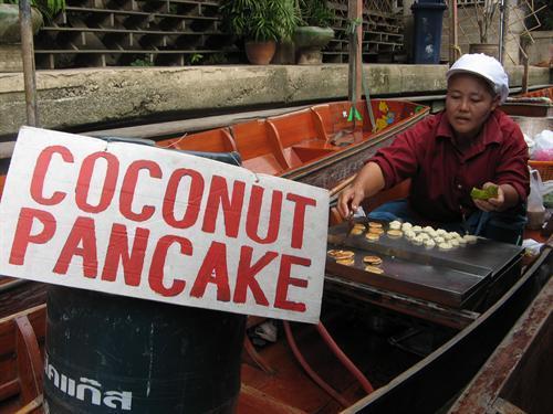 Coconutpancake