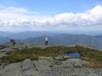 View from Algonquin Peak