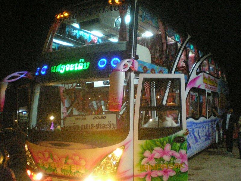 happy bus!!
