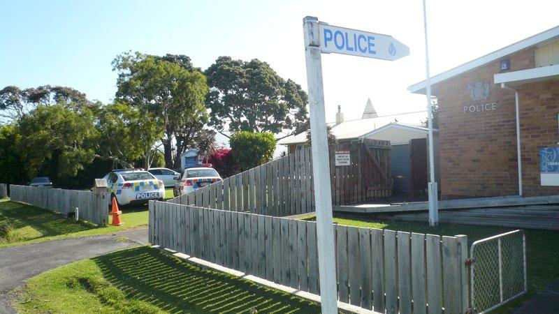 Raglan Police station