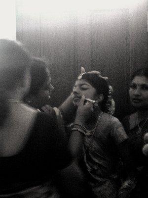 Hindu Puberty Ceremony