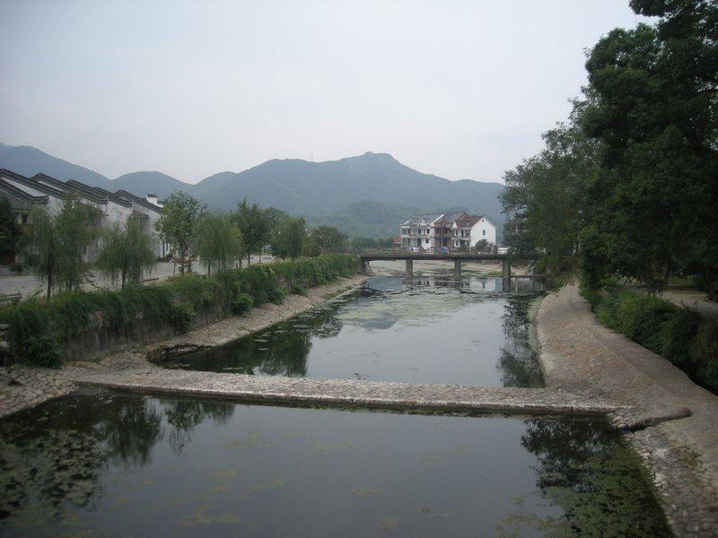 The water at Longmen