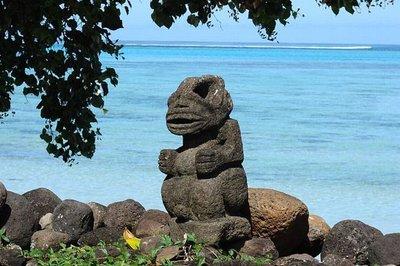 Tiki Man, Mo'orea