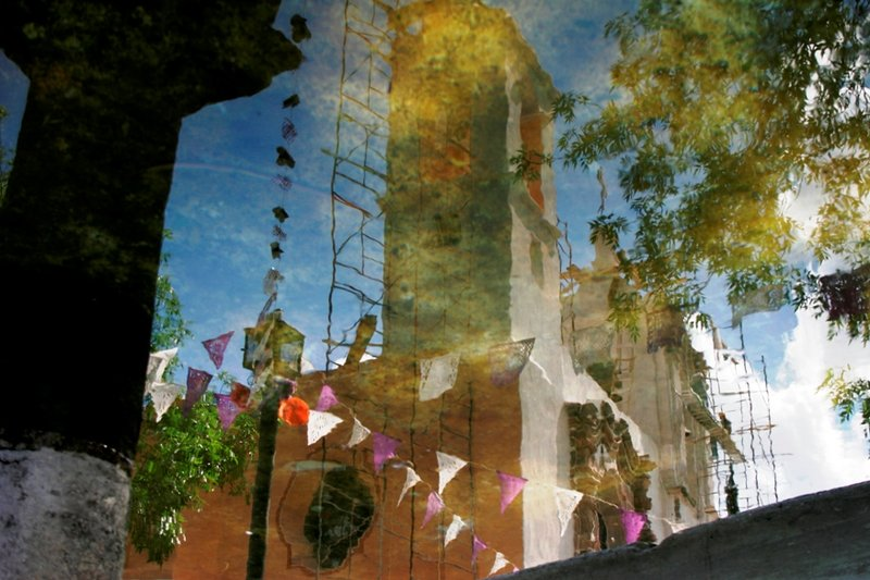 Reflections at San Miguel