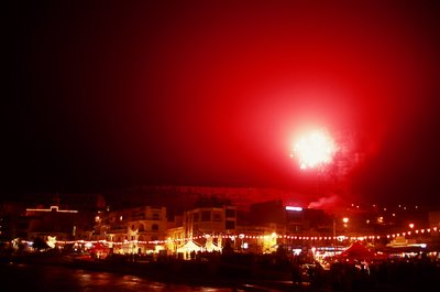 2008 International Fireworks in Gozo, Malta