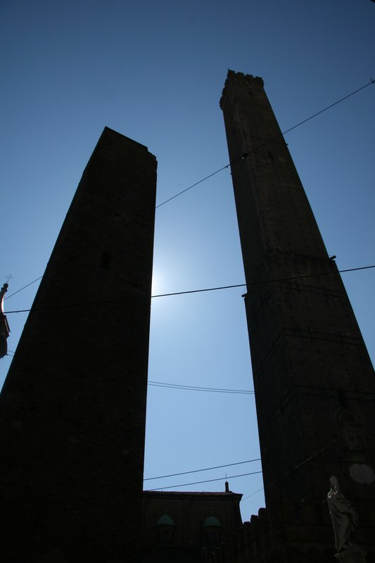 Twin Towers of Bologna