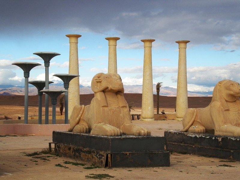 Morocco - Ouarzazat 13
