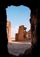 Desert Town near Siwa