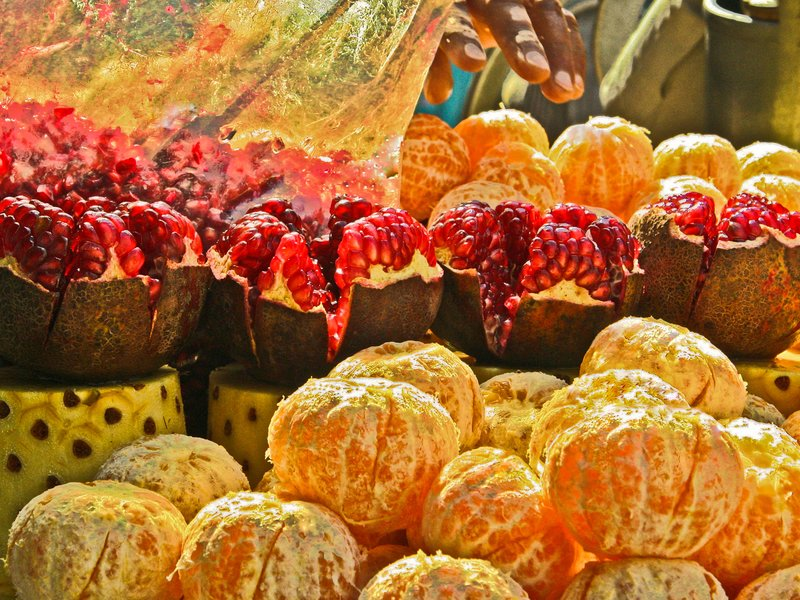 """""""Oranges and Pomegranates say the bells of......"""""""