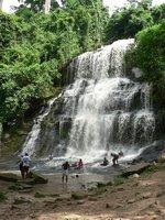 Kintempo Waterfalls