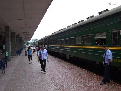 Museumszug nach Ninh Binh