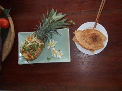 Kochen - Ananas