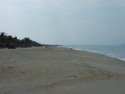 Strand bei Hoi An