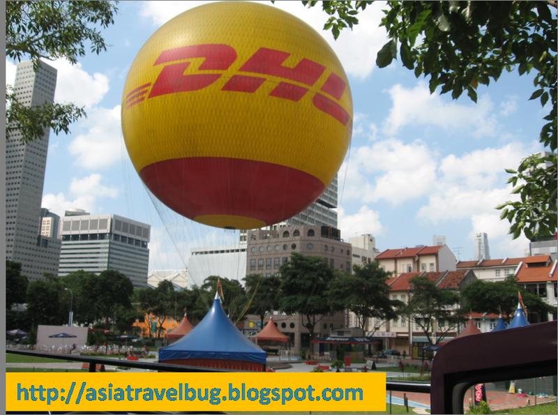 DHL Balloon