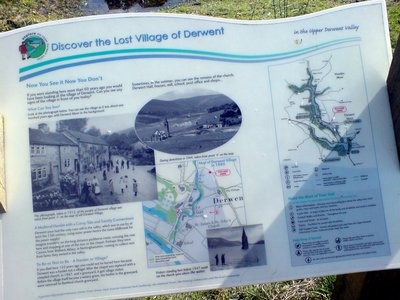 lost village of derwent
