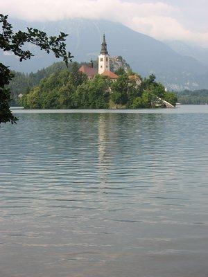 Lake Bled in repose