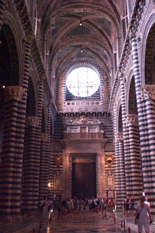 Duomo at Siena