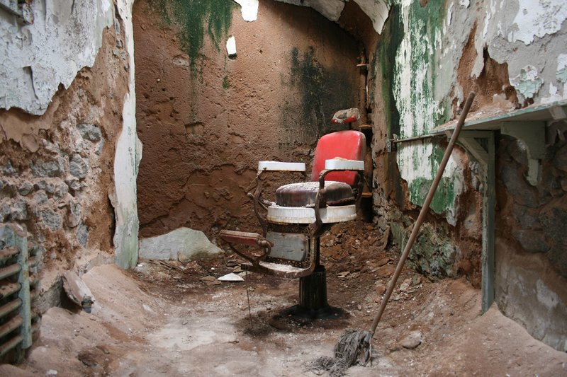 barber's chair