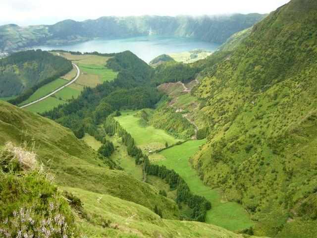 Azores - Mountain View