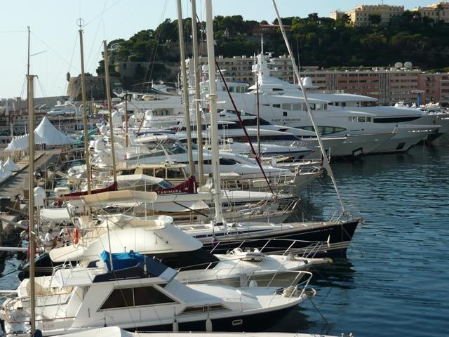 Monaco - Yachts
